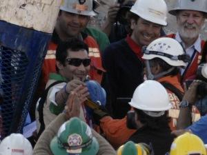 Renan Avalos, le 25e mineur secouru