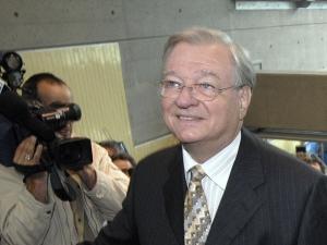 Gilles Vaillancourt, maire de Laval