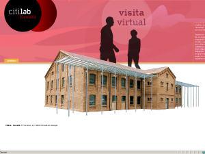 Site de Citilab, un des premiers laboratoires vivants d'Europe