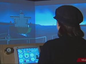 Le nouveau simulateur est apprécié des étudiants.