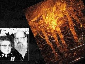 Les photographes Mia et Klaus Matthes et le livre  Dieu , publié aux éditions du Passage