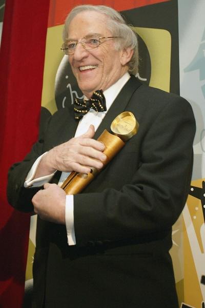 Jean Lapointe gagne le Jutra du meilleur acteur de soutien en 2005 pour «Le dernier tunnel».