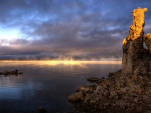 Le lac Mono, en Californie