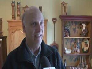 John Saywell, nouveau maire de Grenville-sur-la-Rouge