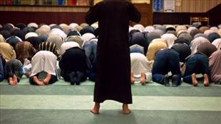Une mosquée à Dijon, en France