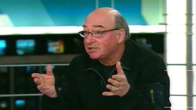 Pierre Gingras, chroniqueur en ornithologie à  La Presse
