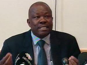 L'avocat Mario Joseph