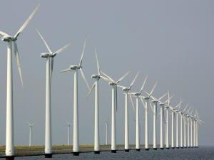 Éolienne marines