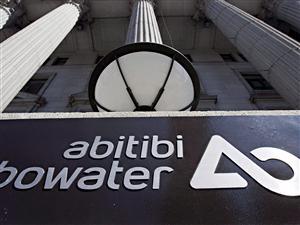 Logo d'AbitibiBowater