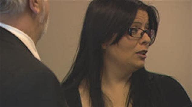 Caroline Fiset est acquittée.