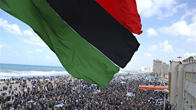 Manifestations à Benghazi, Libye (archives)