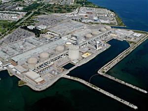 La centrale nucléaire de Pickering