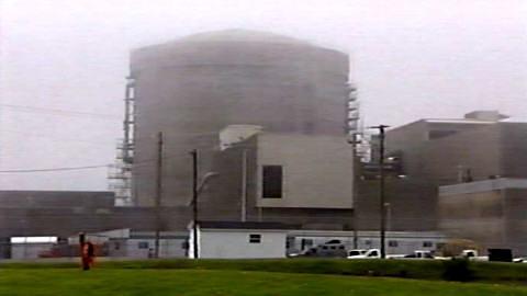 La centrale nucléaire de Point Lepreau