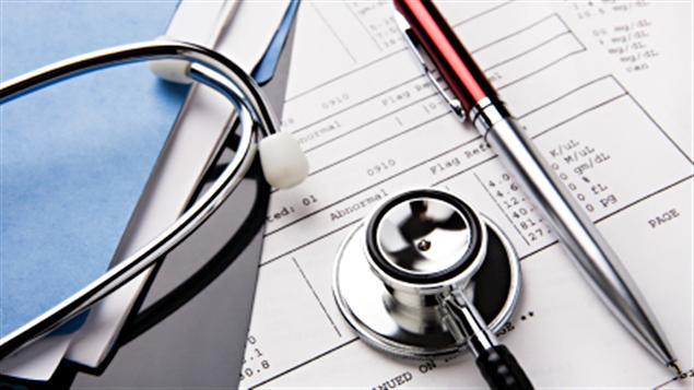 Dossier d'un médecin