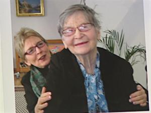 Lee Carter et sa mère