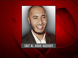Saïf al-Arab Kadhafi