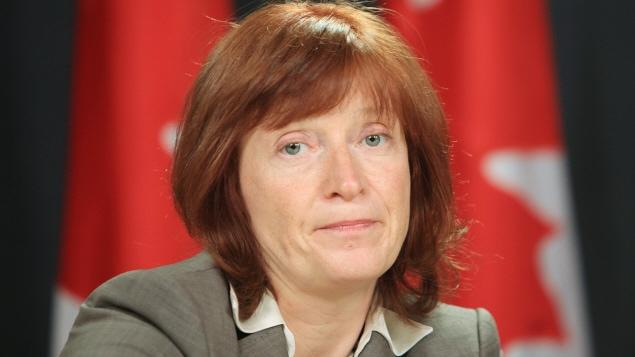 Suzanne Legault a commenté la décision de la Cour suprême lors d'un point de presse.