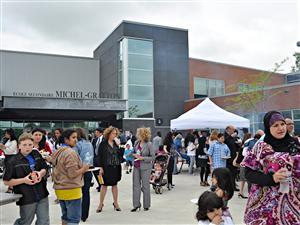 École secondaire Michel-Gratton