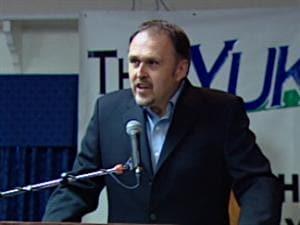 Darrell Pasloski