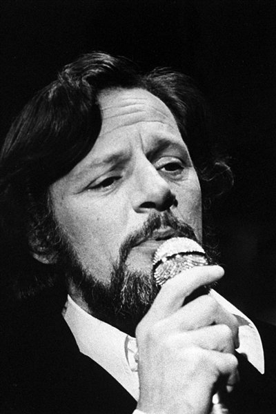 Claude Léveillée en récital, en 1976