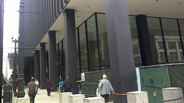 Le Dirksen Federal Building