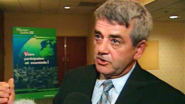 Jean-Yves Lavoie, PDG de Junex