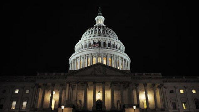 Le Capitole, qui abrite notamment le Sénat