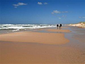 Une plage