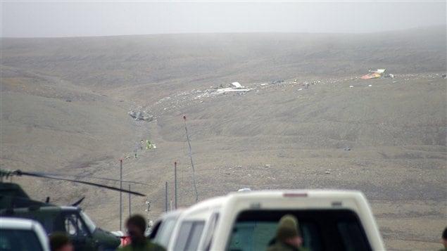 Un avion de First Air s'est écrasé samedi près de Resolute Bay, au Nunavut, faisant 12 morts et trois blessés.