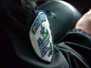 Écusson du Service de police de la Ville de Montréal