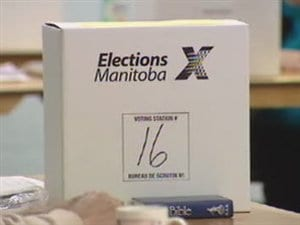 Elections Manitoba images