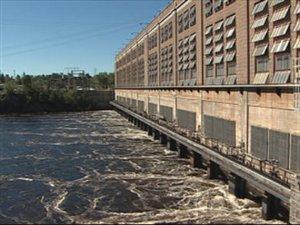 Le barrage Isle-Maligne de Rio Tinto Alcan
