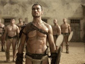 L'acteur Andy Whitfield