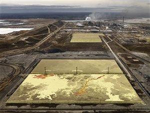 Alberta Oil Sands #6, Fort McMurray, Alberta, Canada, 2007