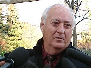 Le député péquiste de Saint-Maurice, Claude Pinard