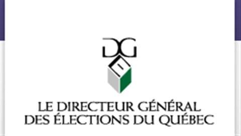 Logo du Directeur général des élections