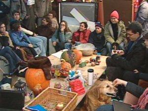Les occupants ont voté contre l'expulsion