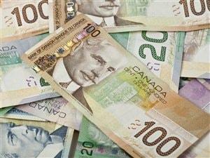Billets de dollars canadiens
