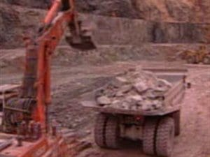 Mine d'uranium Saskatchewan (archives)