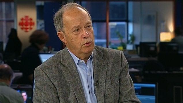 Claude Garcia, membre de la commission politique de l'ADQ