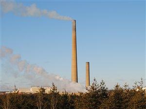 La grande cheminée de Sudbury
