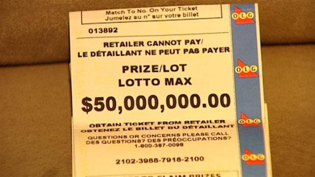 how to create lotto max canada