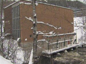 La centrale hydroélectrique Jim-Gray