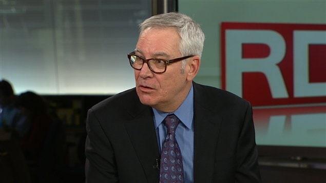 Louis Lalande, vice-président principal des services français de Radio-Canada