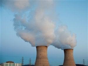 Une centrale nucléaire américaine