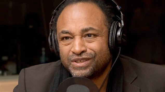 L'auteur Rodney St-Éloi