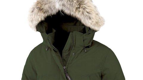 Manteau de Canada Goose