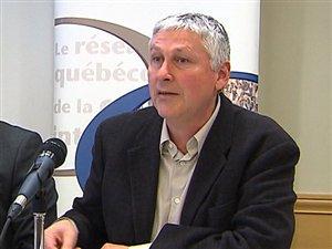 Denis Labelle, président de l'Association québécoise des organismes de coopération internationale