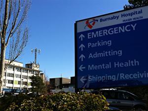 hôpital de Burnbay