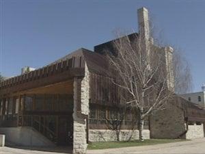 La cathédrale Saint-Boniface, à Winnipeg
